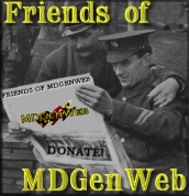 Friends of MDGenWeb